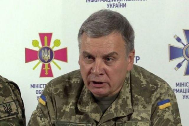 В Минобороны Украины назвали причину стягивания войск РФ к границе