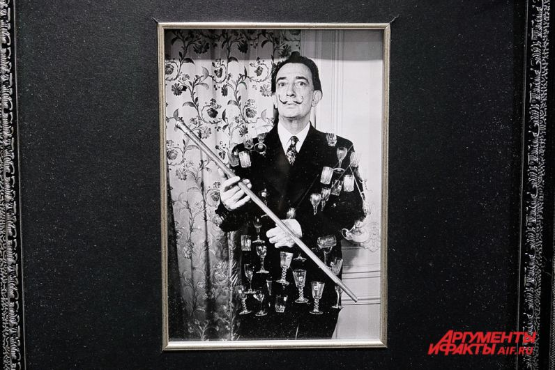 Выставка Сальвадора Дали «Сюрреализм – это Я» в Перми.