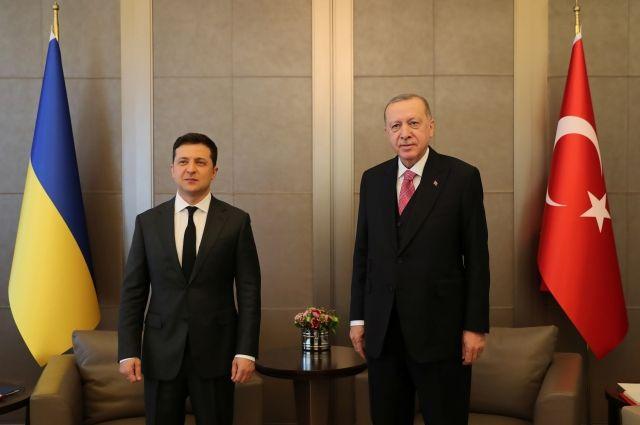 Турция поддержала намерение Украины вступить в НАТО