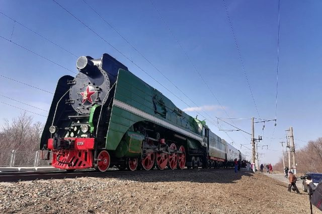 В Оренбуржье прошел первый железнодорожный тур в музей Виктора Черномырдина.