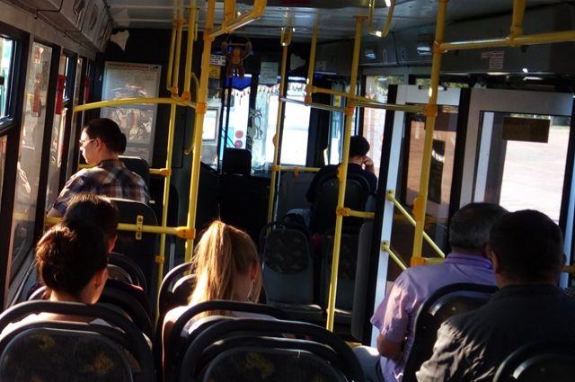 Водитель не предупредил пассажиров, что поедет в объезд.