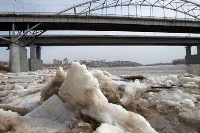 Почти на полметра повысился уровень рек в Башкирии за минувшие сутки