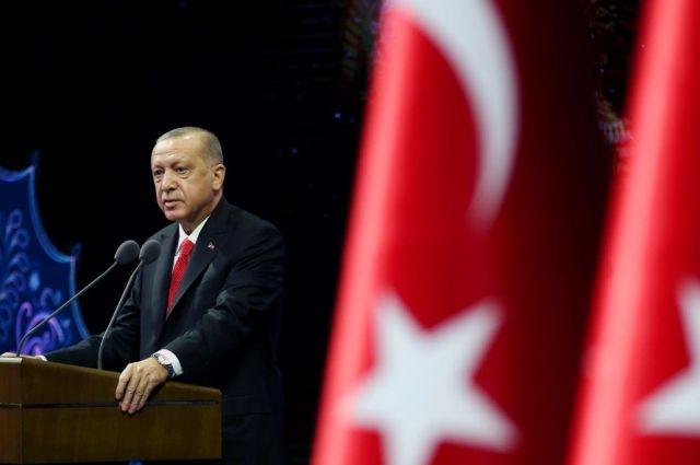 Эрдогана приглашают посетить Крым