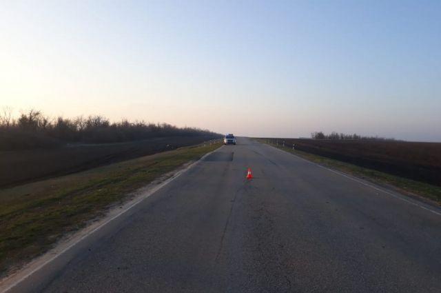Всего  в этом году на Ямале произошло 1662 автоаварии