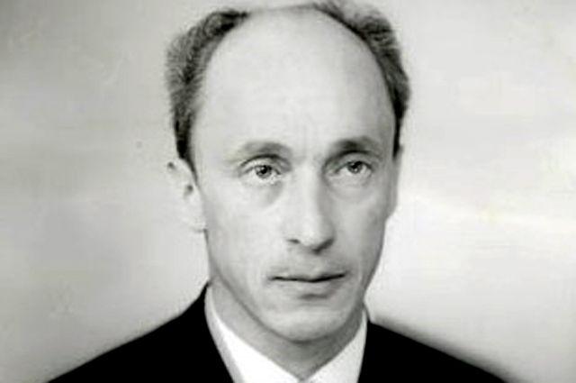 Олег Ивановский, ведущий конструктор корабля «Восток».