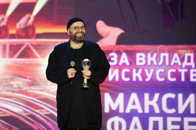 Продюсер Максим Фадеев