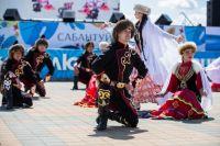 Проведение Сабантуя запланировано во время 45-го фестиваля искусств, труда и спорта «Самотлорские ночи»