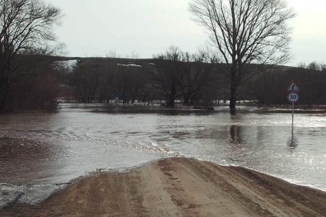Общее количество затопленных переправ достигло 29.