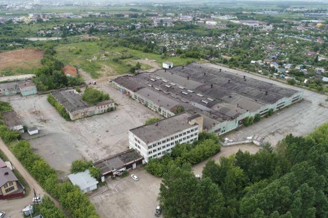 Первый в Пермском крае государственный индустриальный парк, на территории которого будет установлен особый налоговый режим – «Энергетиков 50».