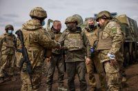 Зеленский: Байден должен помочь разрешить ситуацию на Донбассе