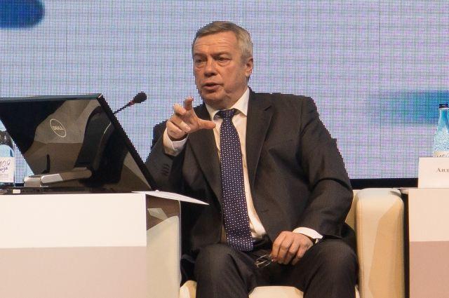 Глава Ростовской области потребовал не допускать новых долгов предприятий