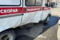 На улице Краматорской в Орске произошло ДТП.