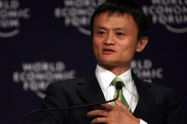 Стоимость акций Alibaba резко выросла после рекордного штрафа
