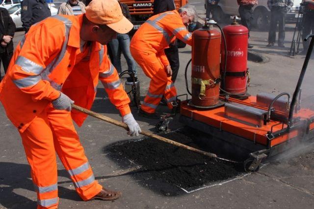 На ремонт и строительство дорог в Красноярске в этом году потратят более 1,6 млрд рублей