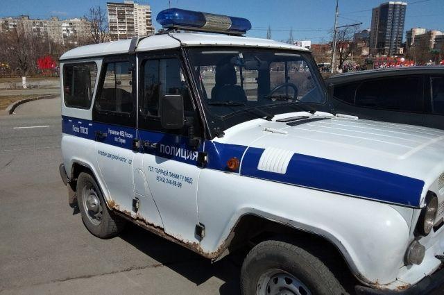 В Оренбурге из окна квартиры в доме на Гаранькина выпала женщина.
