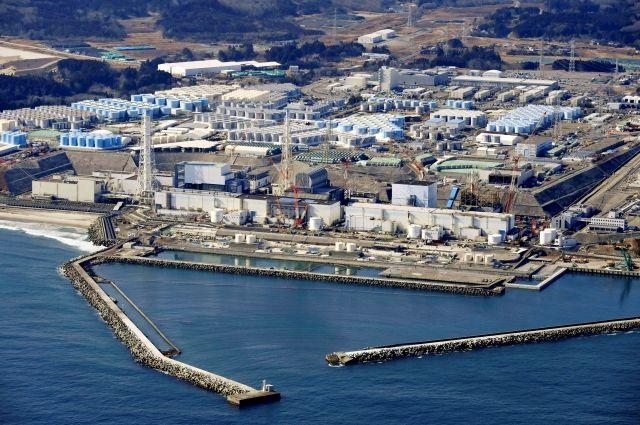 В МАГАТЭ оценили решение Японии слить воду с АЭС Фукусима-1 в океан