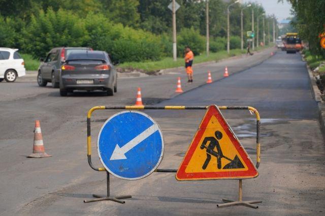 Улицы, которые ремонтировали в 2018-2020 годах находятся на гарантии.