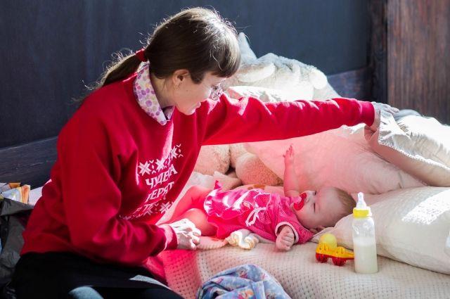 Пермячка Татьяна Добрынина посвятила жизнь заботе о том, чтобы дети росли в семьях.