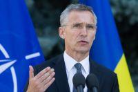 Никто не имеет право вмешиваться во вступление Украины в НАТО - Столтенберг