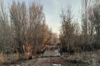 В Оренбуржье в связи со спадом уровня воды для движения открыты три низководных моста.