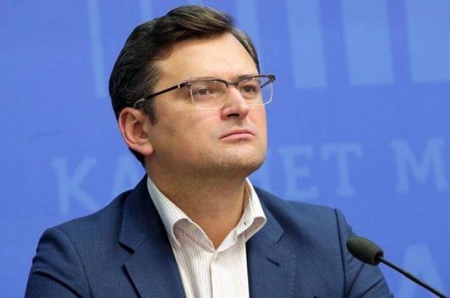 Глава МИД Украины прокомментировал переговоры с госсекретарем США