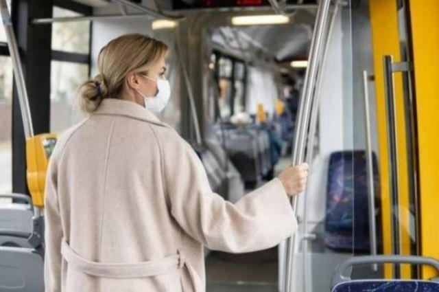 В Полтавской области вводят спецпропуска для проезда в общественном транспорте.