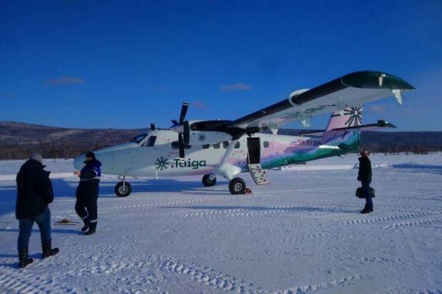 Аэродром Александровск-Сахалинский