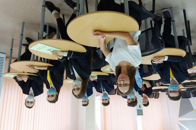 Учащиеся «РН-класса» 4 школы Губкинского прошли испытания и получили места в финальном туре