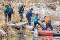 В ближайшие дни пика половодья можно ожидать на реках Буй и Быстрый Танып, в конце недели – на Сылве.
