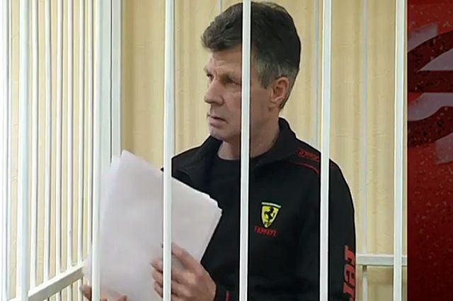 Живодер Сергей Корсуков.