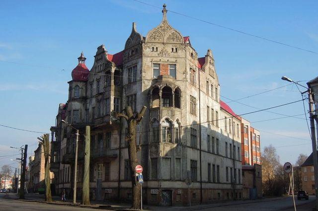 В Советске у владельца изымают «Дом Армина Мюллер–Шталя»
