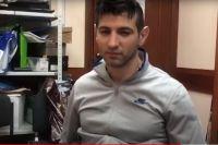 Матлаб Султанов, кадр из видео.