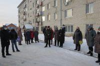 Тюменская партия пенсионеров вмешались в ситуацию с аварийным домом