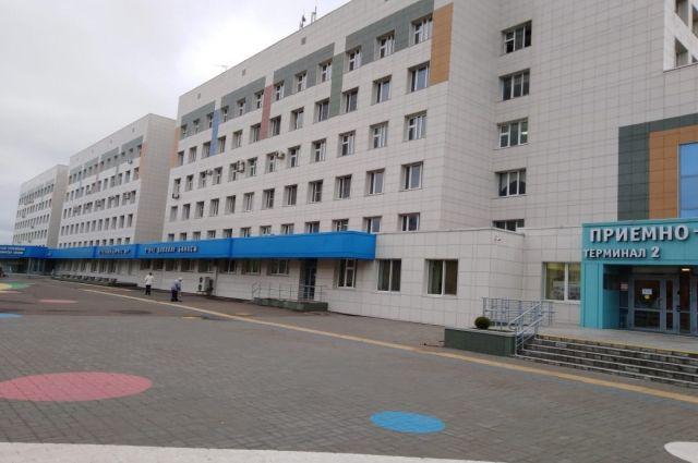 Ребенок госпитализирован в Детскую республиканскую клиническую больницу.