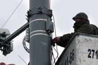 Завершены ремонтные работы камеры на участке от поселка Ивановка до поселка Солнечный.