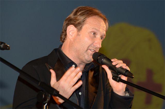 Марюс Вайсберг, режиссер англоязычной версии «Иронии Судьбы».