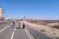 Места поблизости от «Ривьеры» - пожалуй, единственная зона отдыха в Ново-Савиновском районе Казани.