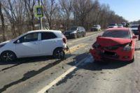 В ДТП под Оренбургом пострадала 59-летняя водитель.