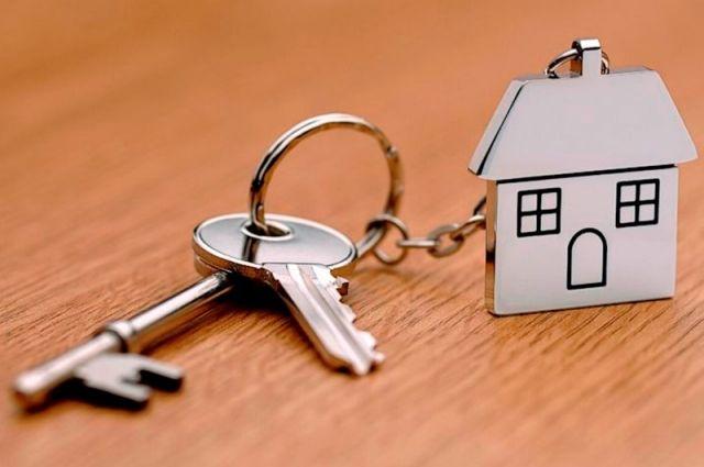 Большая часть квартир в доме предназначена для жителей аварийного жилья, часть - очередникам
