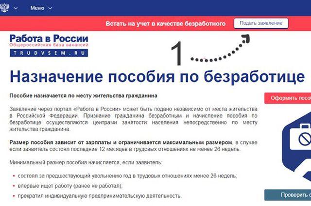 Рост безработицы в россии 2021