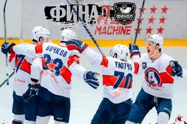 Команда была усилена хоккеистами