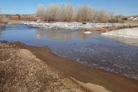В Оренбургской области подтоплено 27 низководных мостов.