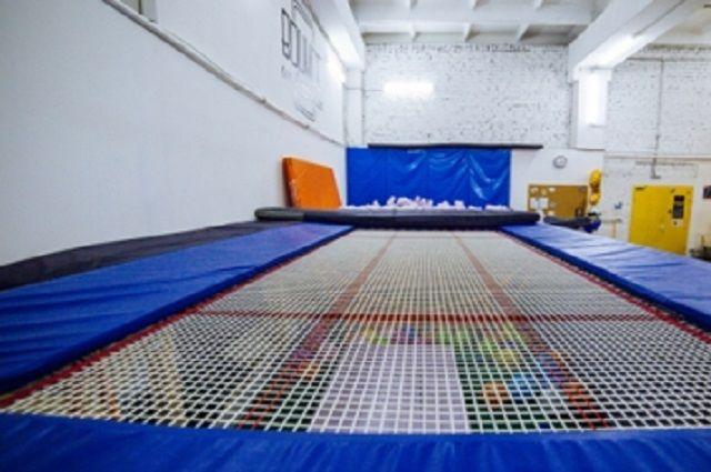 В Тюмени пройдет чемпионат по прыжкам на батуте