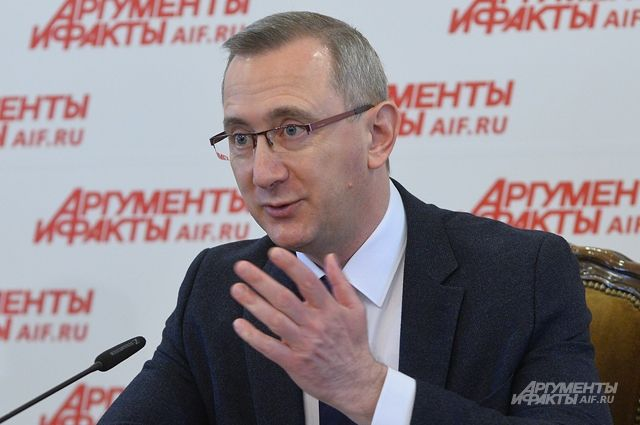 Владислав Шапша, губернатор Калужской области.