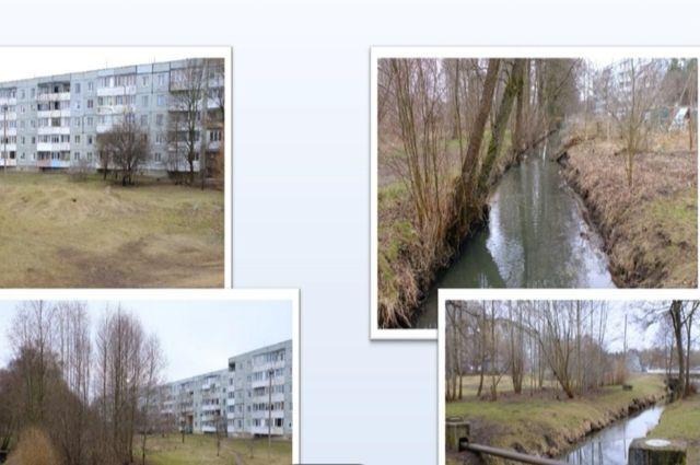 Жители Калининграда выберут дизайн благоустройства сквера на Алданской