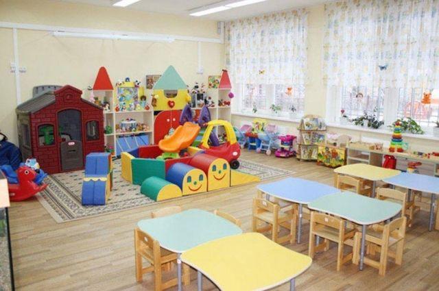 В дошкольном учреждении обустроят бассейн, амфитеатр, а также все необходимое для детей с ограниченными возможностями здоровья