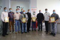 В 2020 году дружинники красноярской промплощадки получили от МУ МВД России «Красноярское» памятные медали.