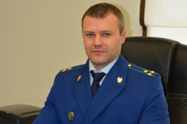 Информация о назначении бывшего прокурора Оренбурга появилась на сайте прокуратуры.