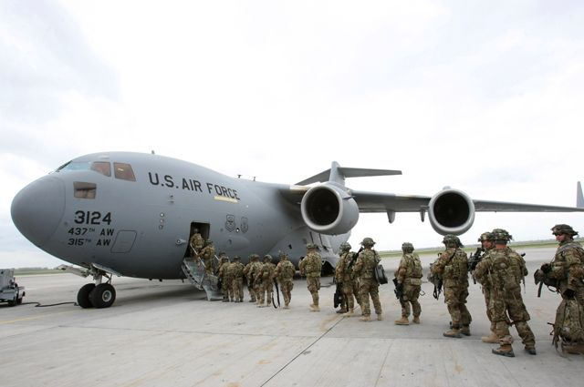 Выгоден ли России вывод американских войск из Афганистана
