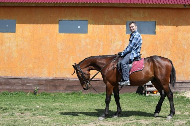 В рамках экскурсий запланированы и конные прогулки